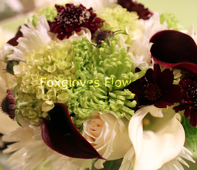 Bouquet+detail p - Melissa & Blair - August 7th 2010