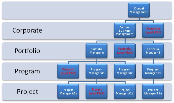 Optimized Project Management Office Structure   II