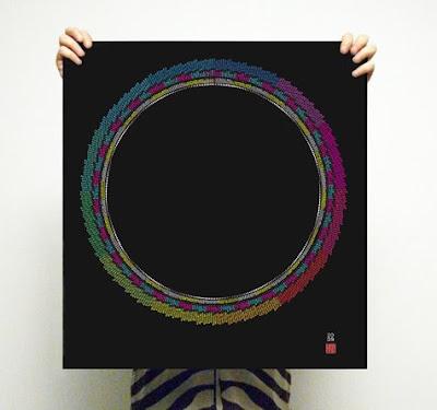 Another great circular calendar - circular calendar