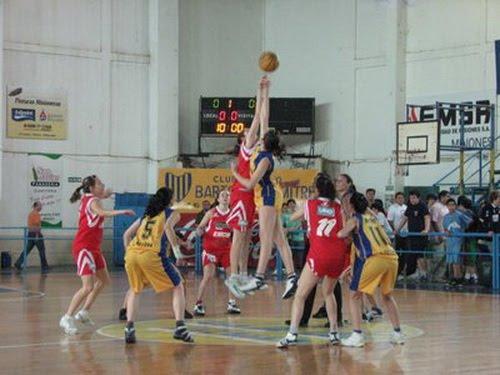 Municipalidad De Goya Juegos Evita 2010 El Basquet Goyano