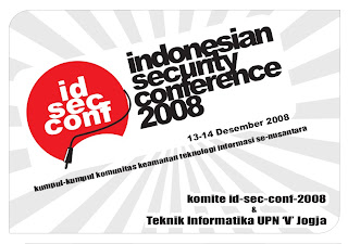 Indonesian Security Conference 2008