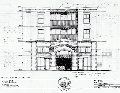 4 Plex Apartment Building Plans