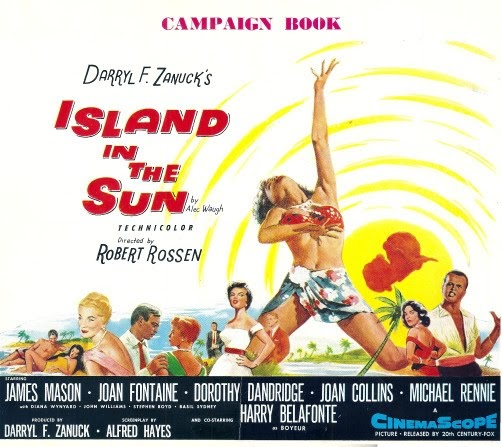 Joan Collins Collection: Film: Island In The Sun (1956)