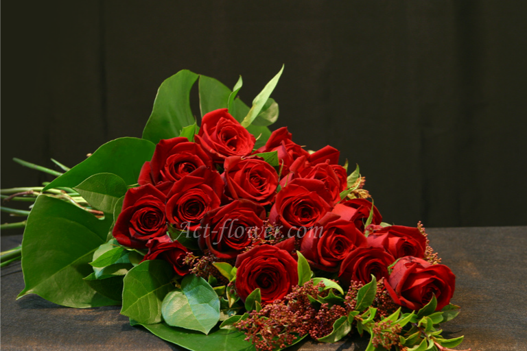 Valentine S Day Rose Bouquet Wallpapers