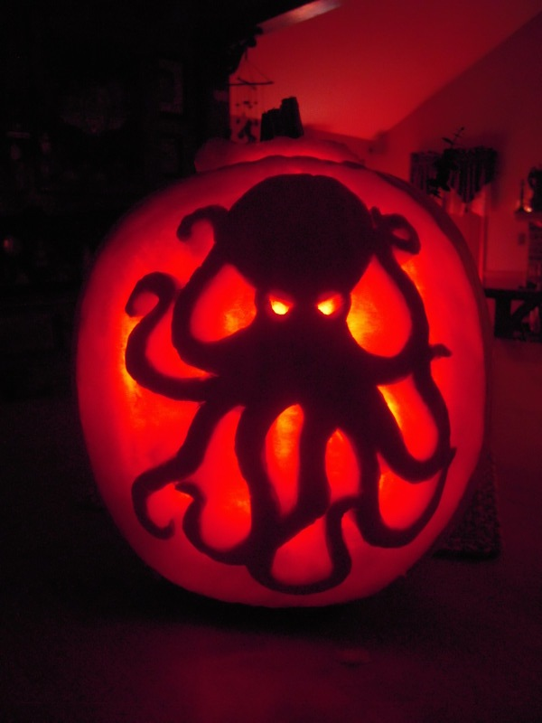Everything Octopus November 2010