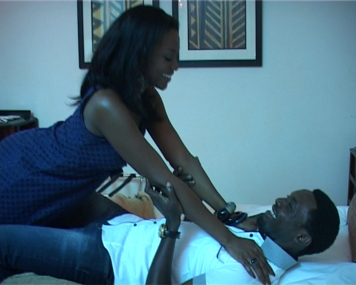 AY and Genevieve Nnaji in One Night Stand | Welcome to