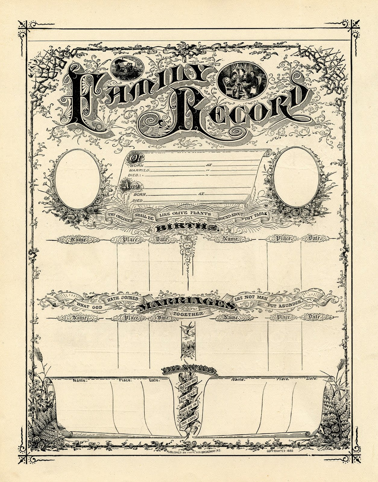 Old Family Group Sheets Now Online | LDS365: Resources ... |Family History Sheet
