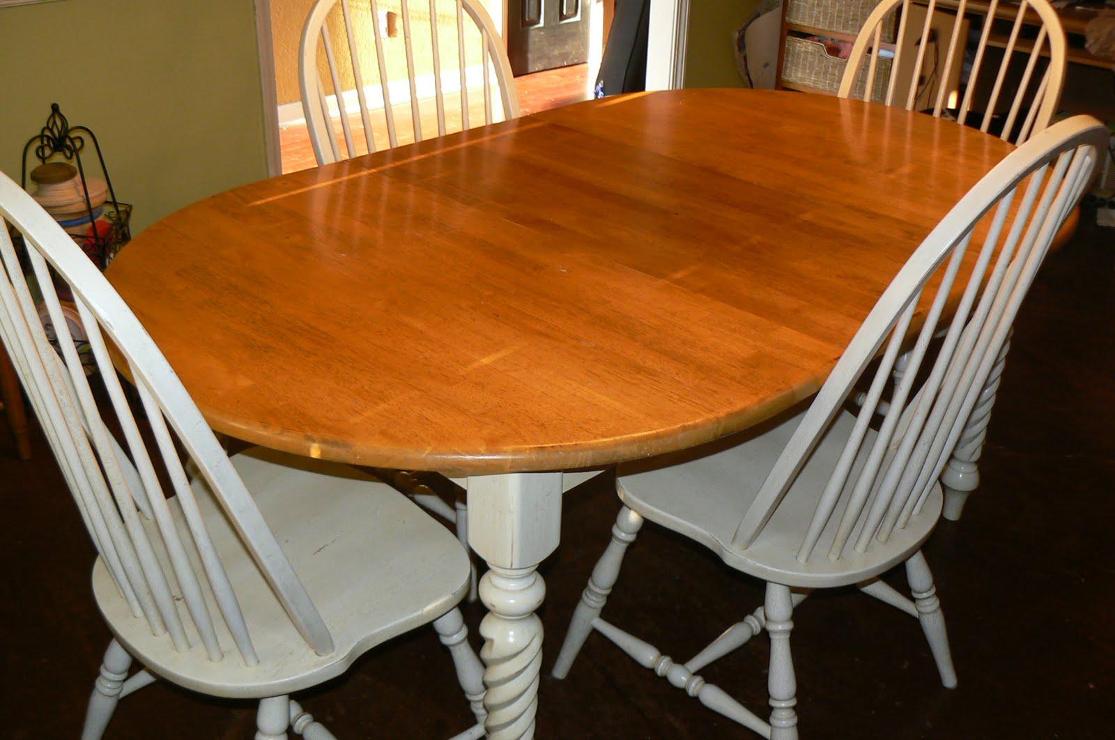 My 4littlepilgrims Craigslist Dining Room Table