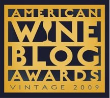 American Wine Blog Awards 2009