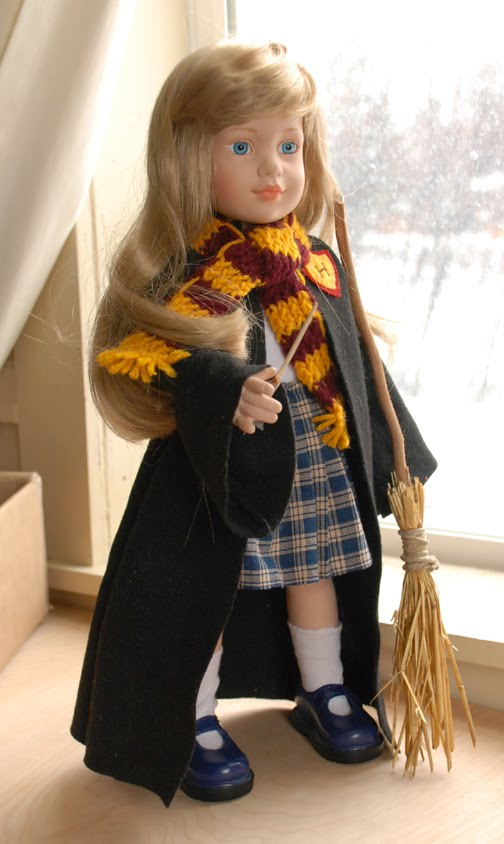 Gift Quot Harry Potter Quot Doll And Accessories