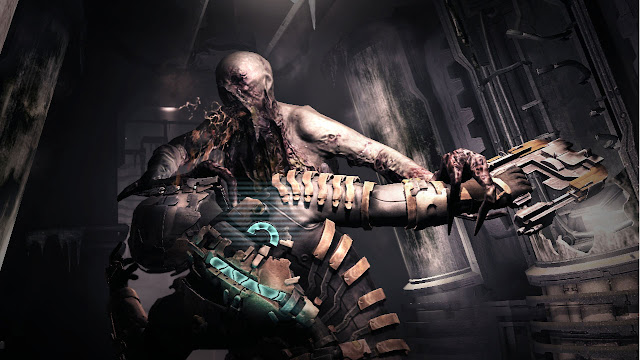 Conferencia EA E3 2010, Capturas Dead Space 2