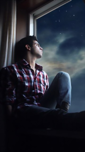 Boy Alone Sad Quotes: Aflsowan: Alone Boy In Love
