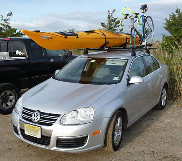 Best roof rack for A5 Jetta sedan? - TDIClub Forums
