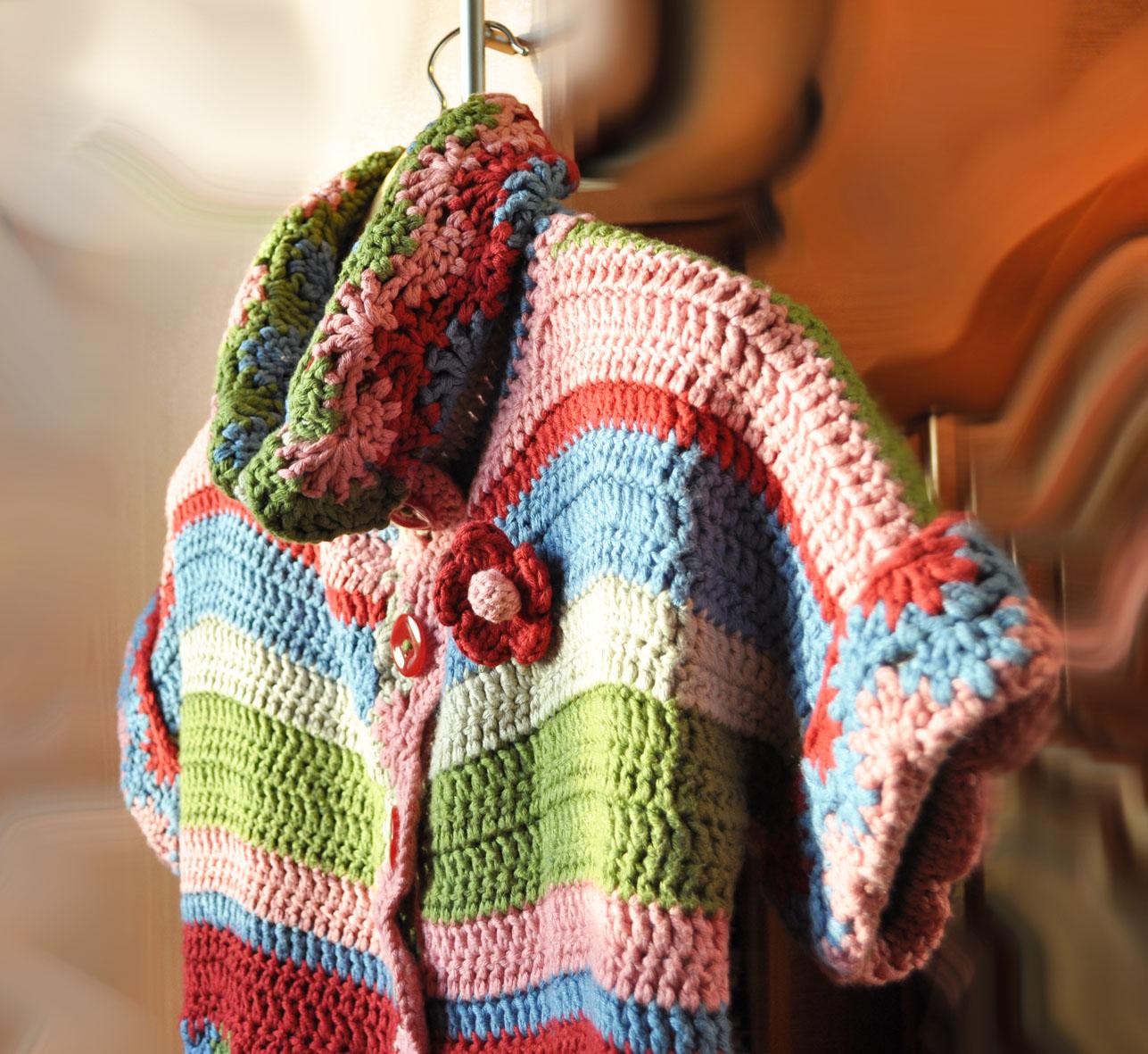 вязание крючком болеро жилеты