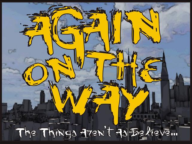 Again On The Way - The Things Aren't As Believe EP (2010)