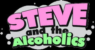 <center>Steve And The Alcoholics - Demo (2007)</center>