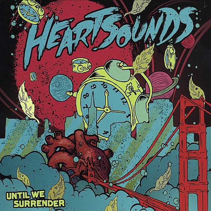 <center>Heartsounds - Until We Surrender (2009)</center>
