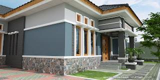 desain rumah minimalis: desain rumah elegan