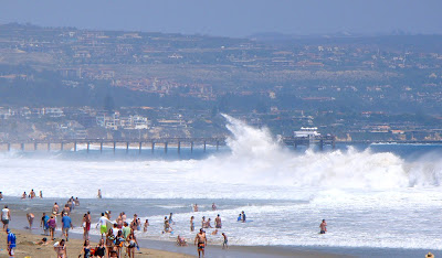 Geotripper: Big Waves in Southern California