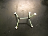 chem blog polarity and molecular shape lab