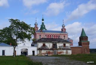 Староладожский Никольский мужской монастырь фото yuri1812