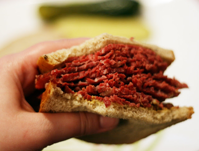 Recipes By Rachel Rappaport Homemade Corned Beef