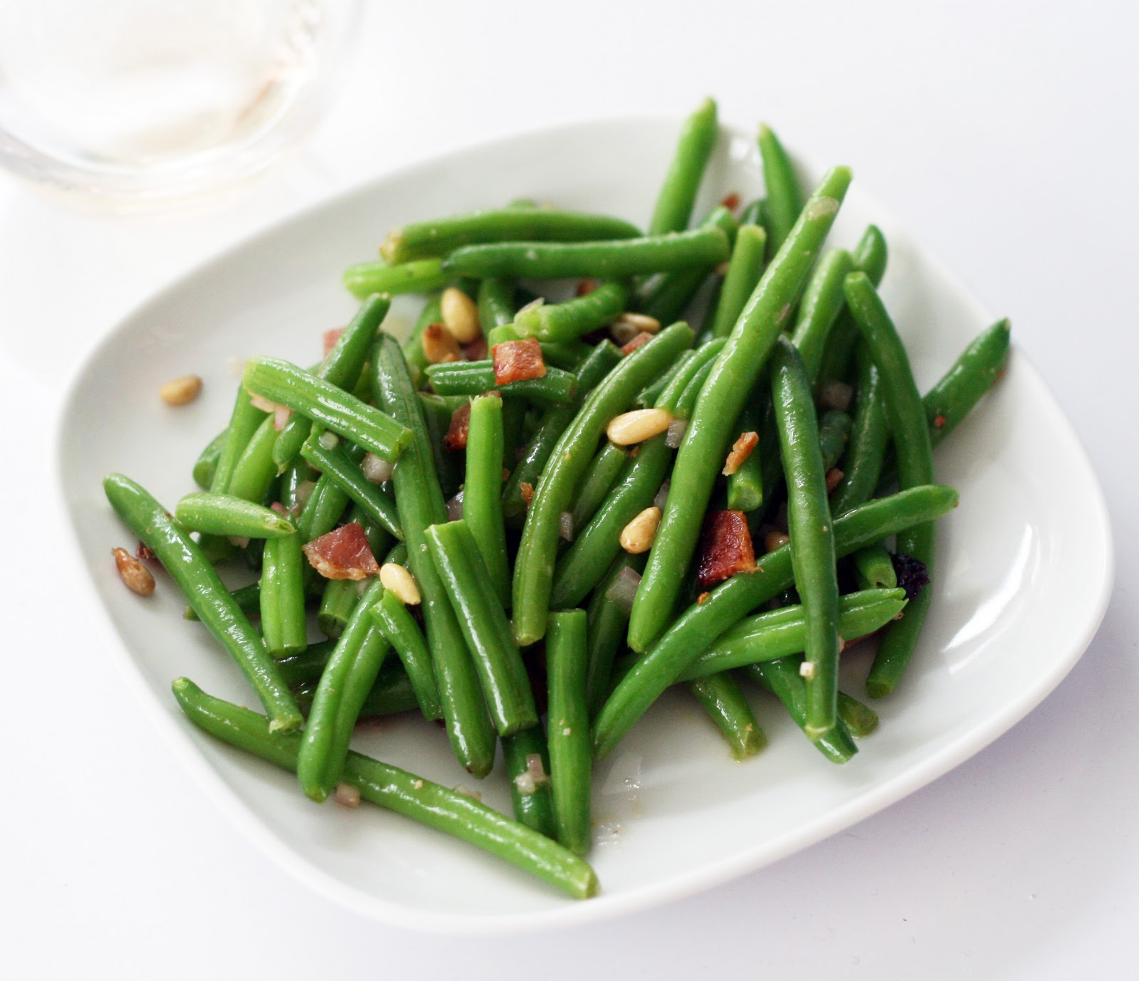 Recipes By Rachel Rappaport: Green Bean Salad With