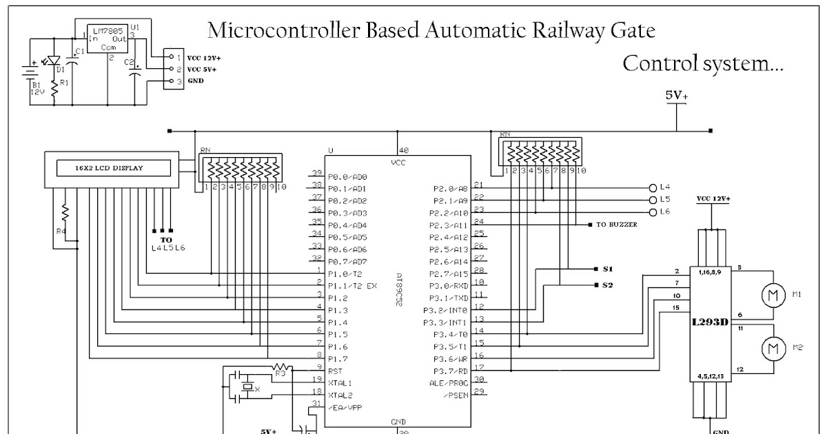 Electrical and Electronics: Microcontroller Based