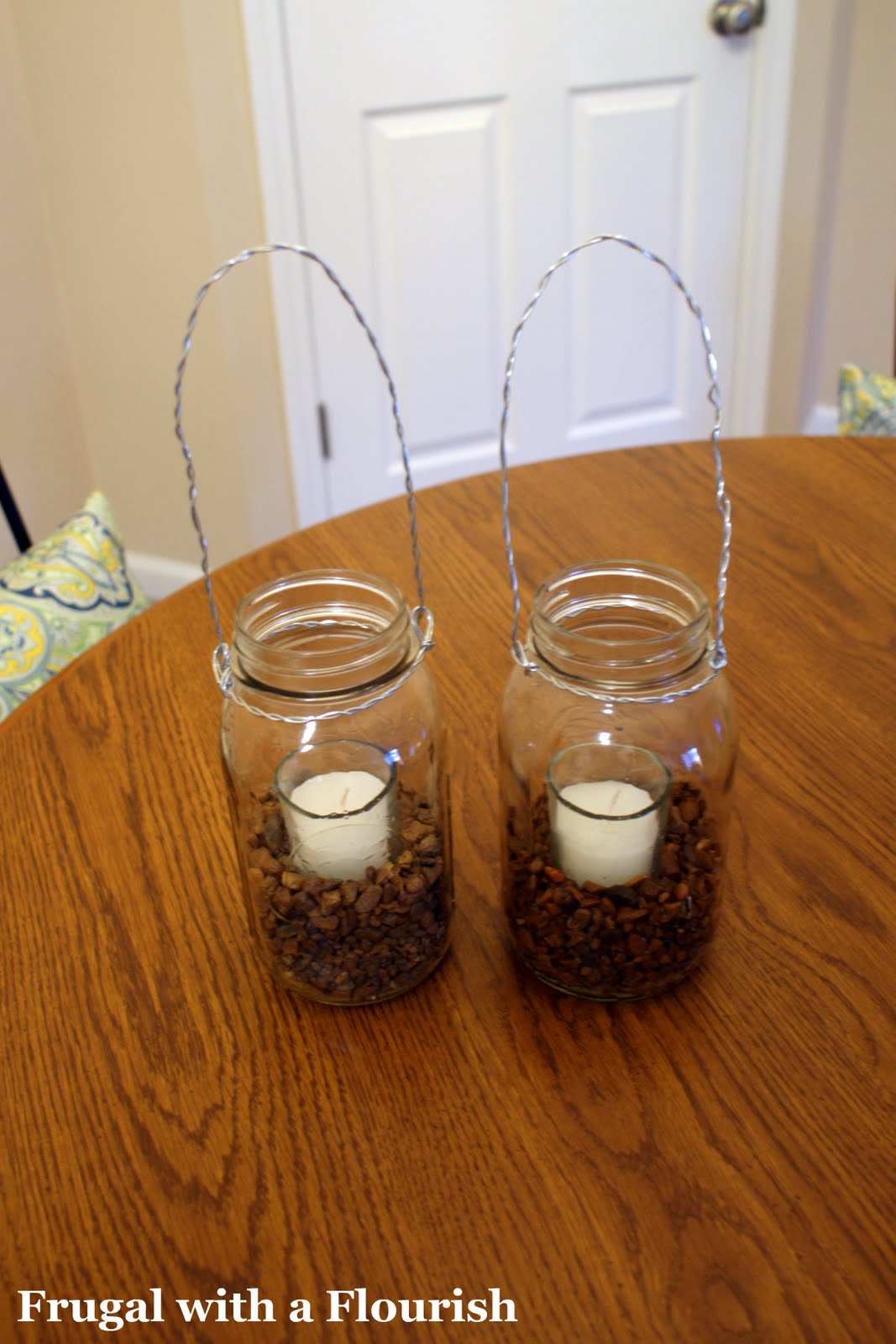 Frugal with a Flourish 10 Ways To Use Mason Jars in Your Home