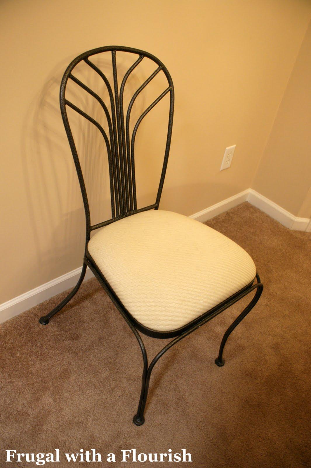 Round Kitchen Chair Seat Parts