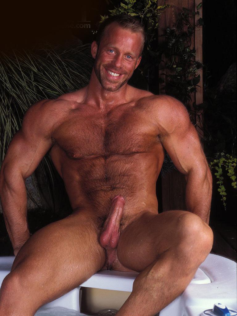 Naked hary cowboy blog