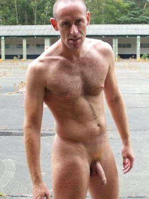 Hardcore nude seniors older men male