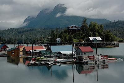 Halibut Cove, Alaska