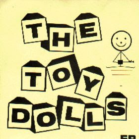 The Post Punk Progressive Pop Party: Toy Dolls EP