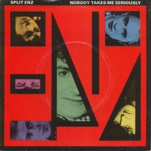 The Post Punk Progressive Pop Party: Split Enz - Nobody Takes Me