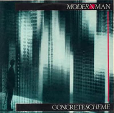 The Post Punk Progressive Pop Party: Modern Man - Concrete Scheme