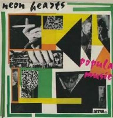 The Post Punk Progressive Pop Party: Neon Hearts - Popular Music