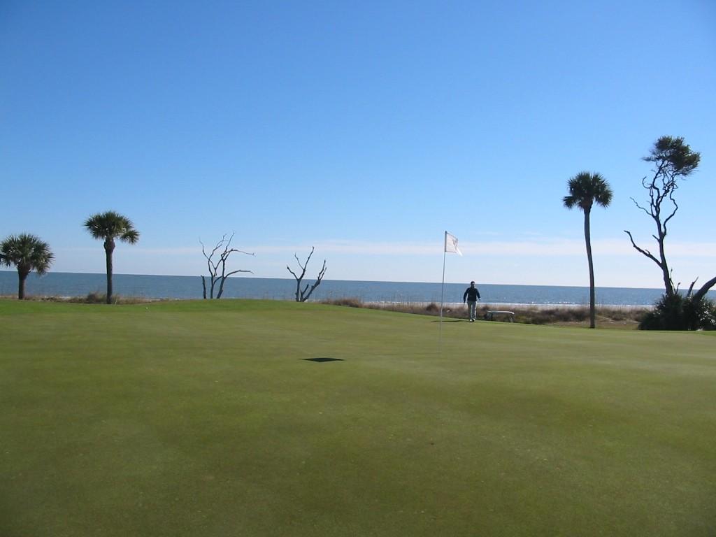 Golfen in den USA: Hilton Head