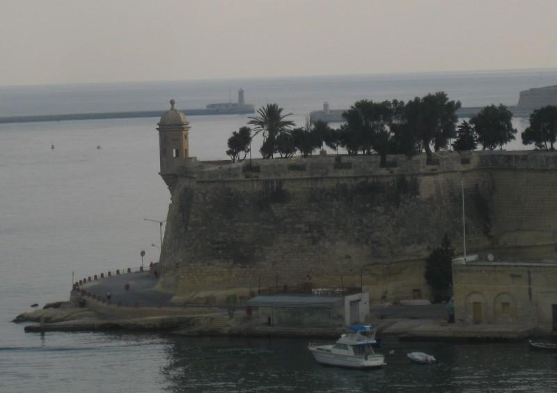 Hafen Valetta, Malta