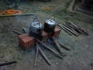 Ketika Ini Bayangkan Masakan Yang Dimasak Menggunakan Kayu Api Bagaimana Rasanya Secara Moden Dapur