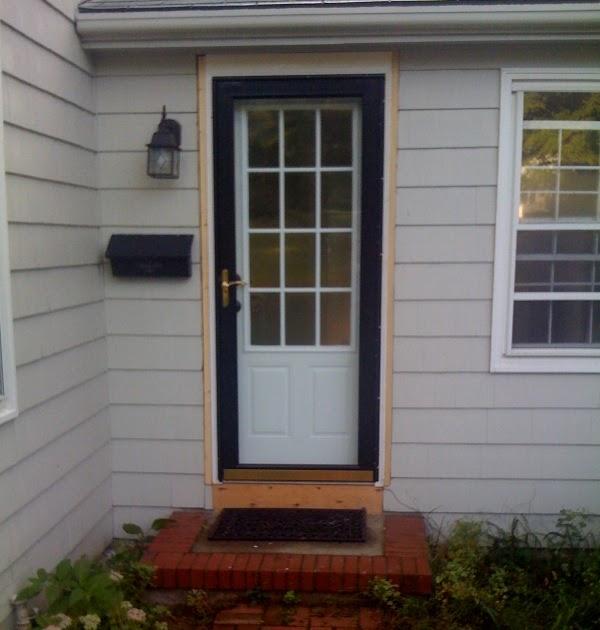32x74 Mobile Home Storm Door: Simple.beautiful.home: Storm Doors