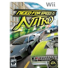 Need For Speed Nitro For Wii She Scribes