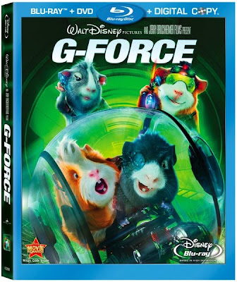 G Force Movie Review She Scribes