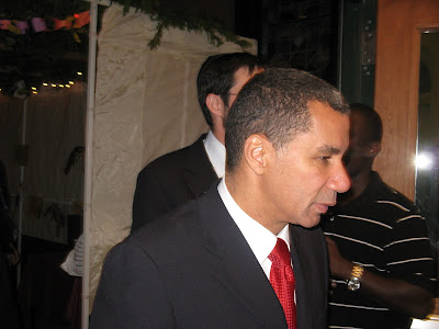Pardon Me For Asking: Governor Paterson's Visit To The Kane