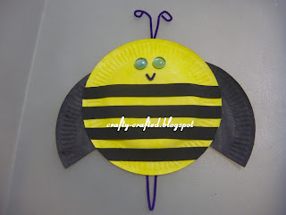 Crafty Craftedcom Blog Archive Crafts For Children Bee