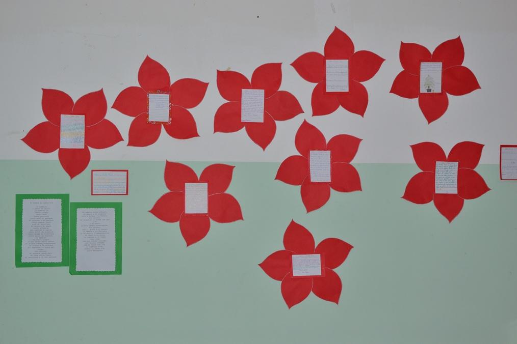 Addobbo natalizio per la scuola for Addobbi natalizi per la classe