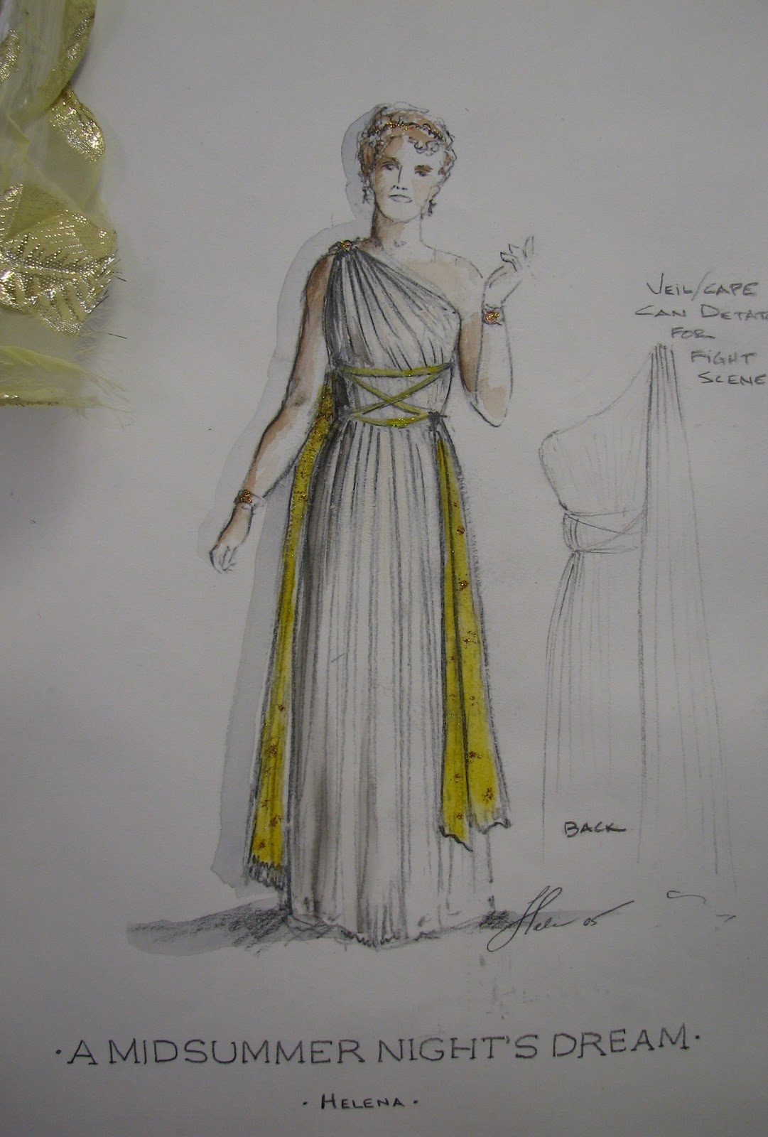A Design Dream: Martin Thaler; Costume Designer: A Midsummer Night's Dream