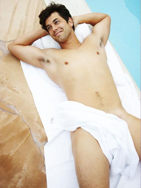 Is Adam Garcia Gay 34