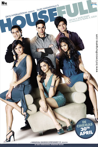 Housefull (2010) Movie Poster