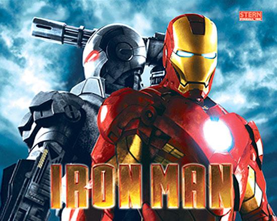 Iron Man Pinball? Say it ain't so… – Gamer-Tech